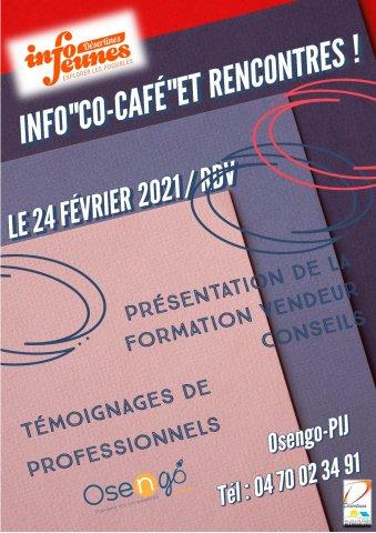 """Info """"Co-Café"""" et rencontres à Désertines !"""