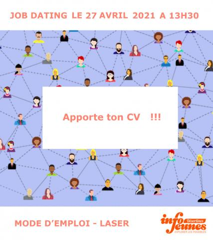 JOB Dating à Désertines - Trouve ton Job!