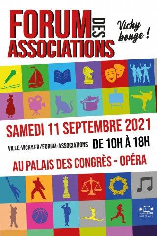 Forum des associations de Vichy !